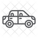Passenger Car Transport Icon