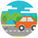 Car Marriage Wedding Icon