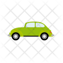 Car Small Vintage Icon