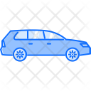 Station Wagon Car Icon