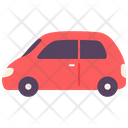 Picnic Car Minivan Icon