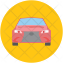 Auto Car Transportation Icon