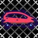 Car Transport Vehicle Icon