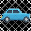 Car Hatchback Luxury Car Icon