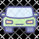 Car Transportation Motorcar Icon