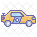 Car Vehicle Taxi Icon