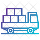 Car Delivery Truck Icon