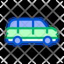 Public Transport Automobile Icon