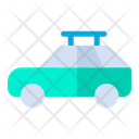 Carrier Vehicle Transport Icon