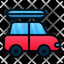 Car Transportation Vehicle Icon