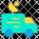 Vehicle News Car Icon
