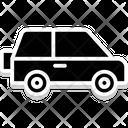 Travel Taxi Auto Icon