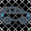 Car Suv Crossover Icon