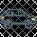 Car Sedan Hatchback Icon