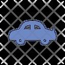 Shiled Lock Robot Icon