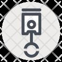 Car Repair Piston Icon