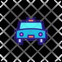 Public Transport Car Icon