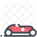 Car Race Speed Icon