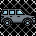 Car Suv Transport Icon