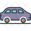 Car Roadster Wagon Icon