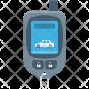 Car Control Remote Icon