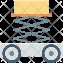 Car Jack Lift Icon