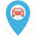 Car Drive Highway Icon