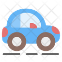 Car Kid And Baby Toy Car Icon