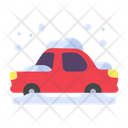 Car Snow Automobile Icon