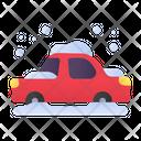Car Snow Automobile Icon