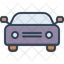 Car Auto Passenger Icon