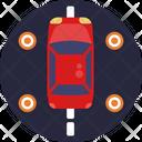 Car Emergency Vehicle Icon