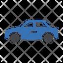 Car Vehicle Goldlife Icon