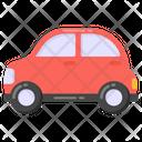 Car Luxury Car Hatchback Icon
