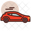 Car Hatchback Car Hathback Icon