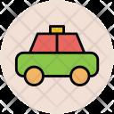 Car Automobile Taxi Icon