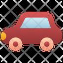 Automobile Sedan Transport Icon