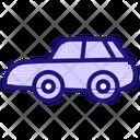 Car Auto Drive Icon