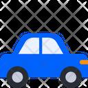 Four Wheel Car Vehicle Icon