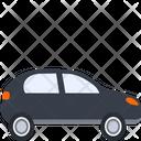 Black Car Car Vehicle Icon
