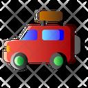 Icon Color Adventure Travel Icon