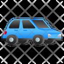 Minicar Car Automobile Icon