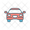 Car Vehicle Automobile Icon