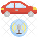 Car Smart Car Smart Control Icon