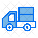 Car Vehicle Delivery Icon