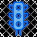 Car Vehicle Traffic Light Icon