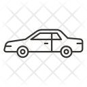 Car Coupe Vehicle Icon