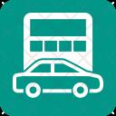 Car Calculation Loan Icon