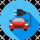 Car Energy Automobile Icon