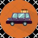 Car Transport Travel Icon